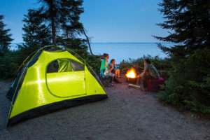 The First Time Camper – High Journey Suggestions